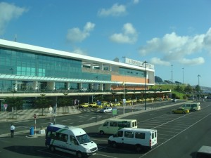 funchal airport transfers