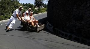 Taxi Monte Madeira