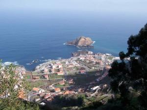 Funchal Airport Transfers to Porto Moniz