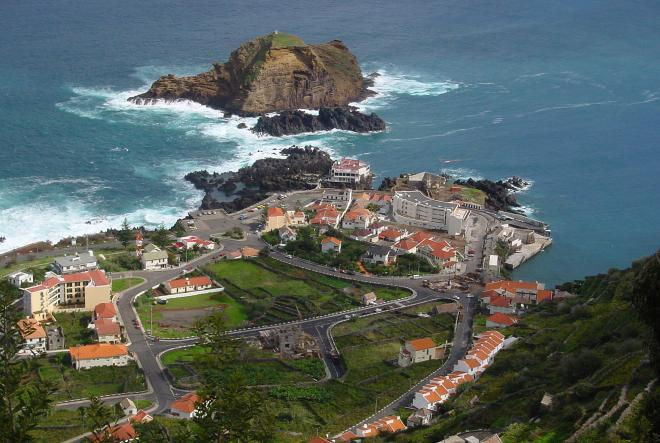 Private tours of Madeira Island - Madeira Airport Transfers - Porto Moniz